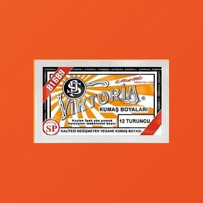 12 Aybel Textilfarbe Orange