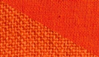 44 Blutorange Aybel Textilfarbe Wolle Baumwolle